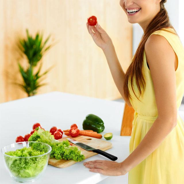痩せるためのサラダの選び方