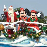 2016東京ディズニーリゾートのクリスマス