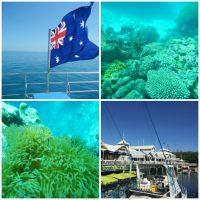 オーストラリアの人気リゾート・ケアンズの海