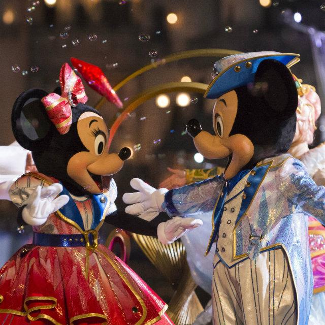 東京ディズニーシー15周年イベントがフィナーレ