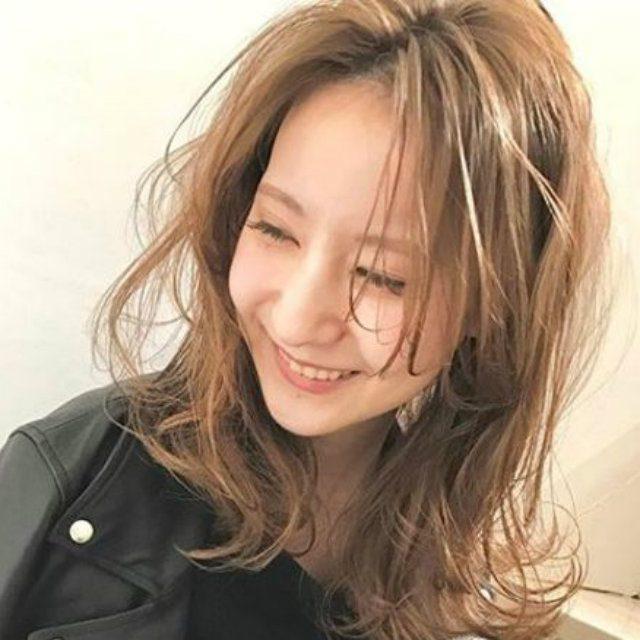 2017春オススメおしゃれ感たっぷりヘアカラー