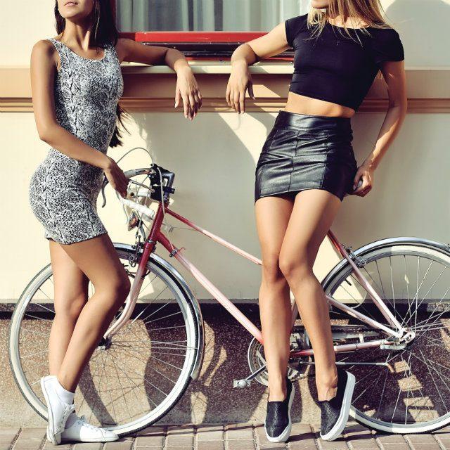 自転車エクササイズで毎日の行動を痩せ習慣に