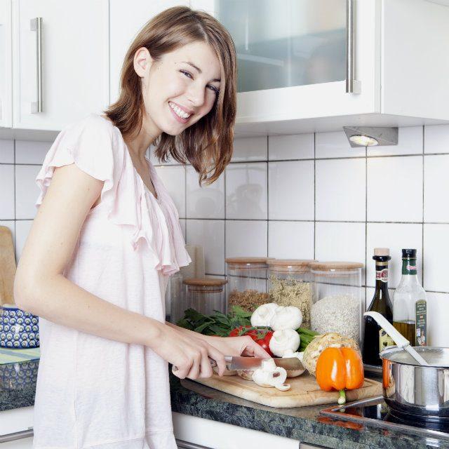 料理ができることは、1つ自由を増やすこと