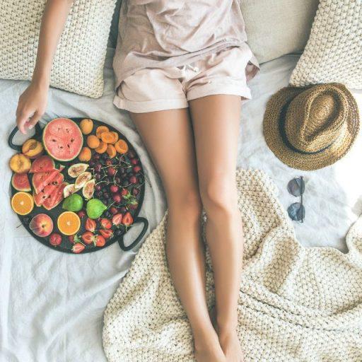 ヘルシー間食を夏痩せの大敵空腹の対策に
