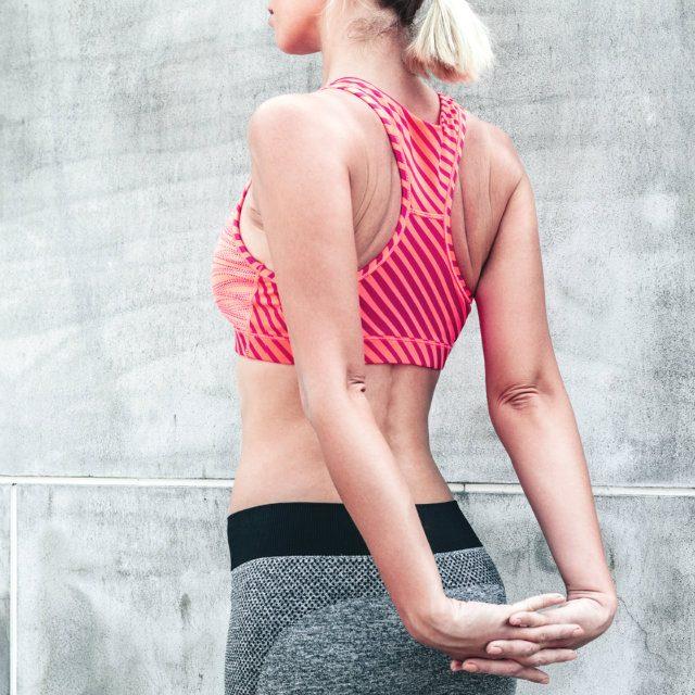太りにくい体&ほっそり上半身を作る簡単習慣