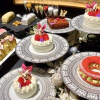 德永純司さんが手がける2017クリスマスケーキ