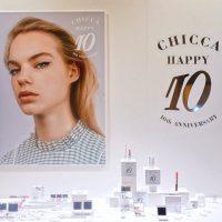 chicca2018春コレクションはフランク-ミュラーとコラボ
