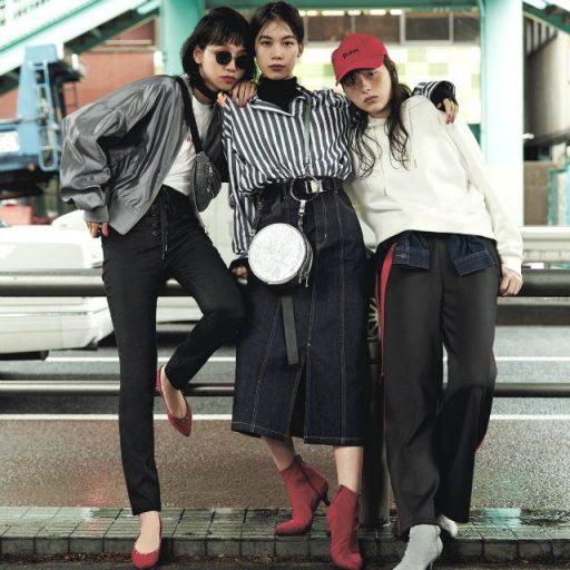 GU2018春コレクション販売スケジュール