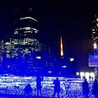 東京ミッドタウンで愉しむイルミネーション2017