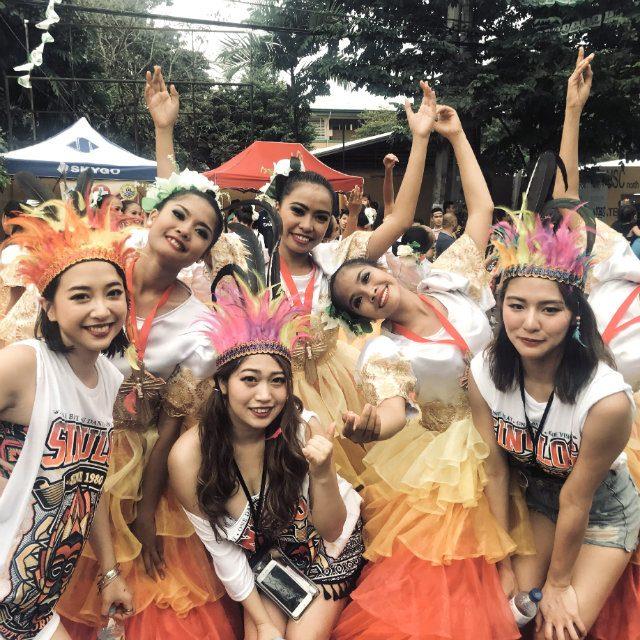セブ島最大のお祭りシヌログフェスティバル