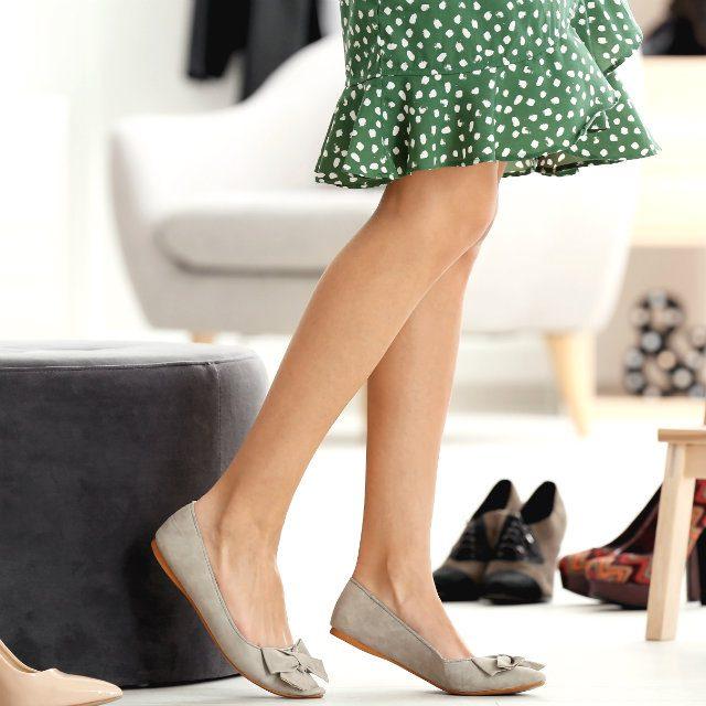 スカートの似合うひざ下美人に導く簡単習慣