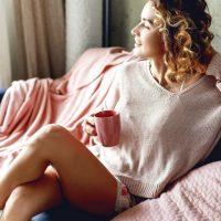 一杯のお茶の時間を丁寧に過ごす
