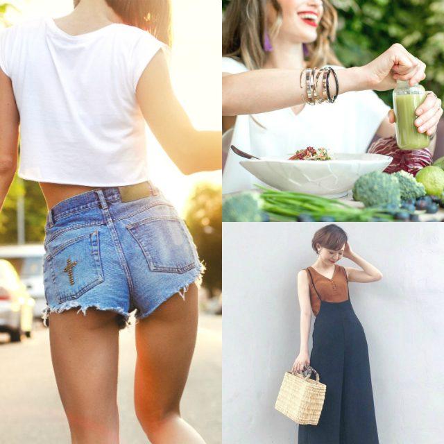 夏太り予防に役立つダイエット食材