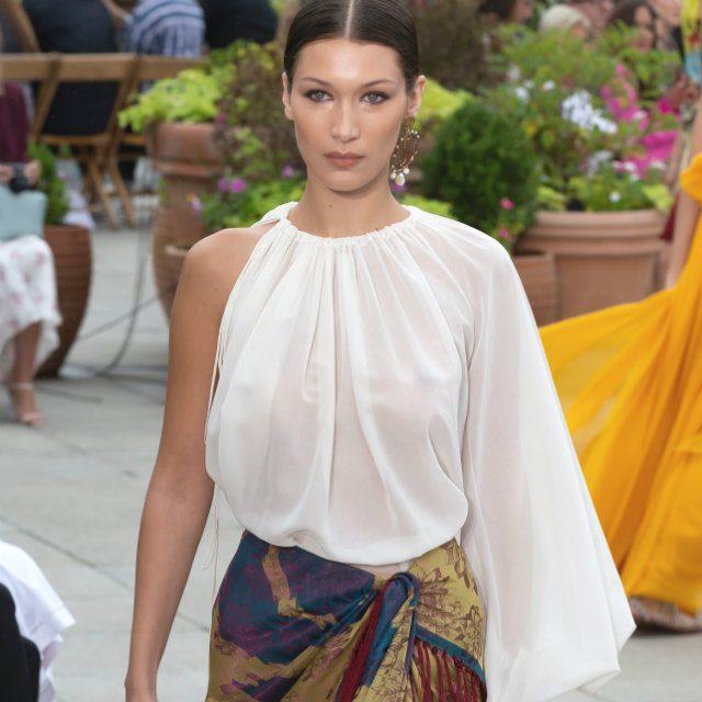 ベラ・ハディッドの最新ファッションルール