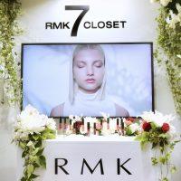 ゼロベース表参道にpop-up-store「rmk-7-closet」が登場