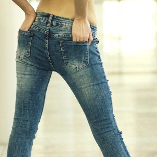 お尻〜太もも裏のたるみ肉の解消に効く簡単習慣