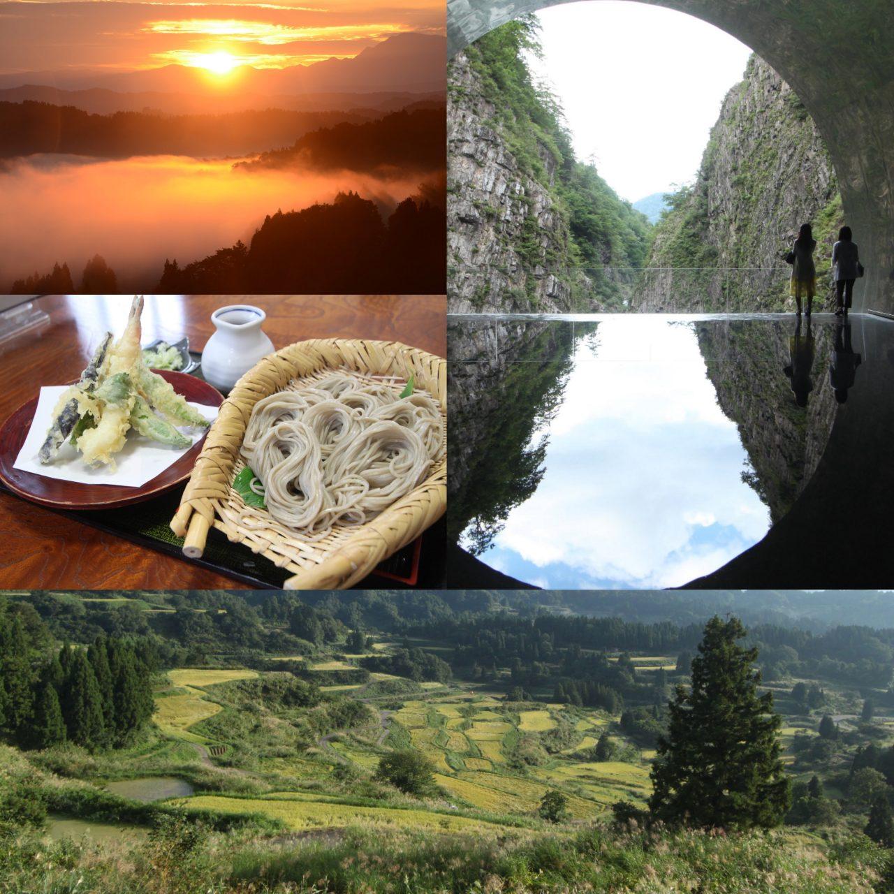 新潟県十日町でアートも絶景も蕎麦も愉しむ旅