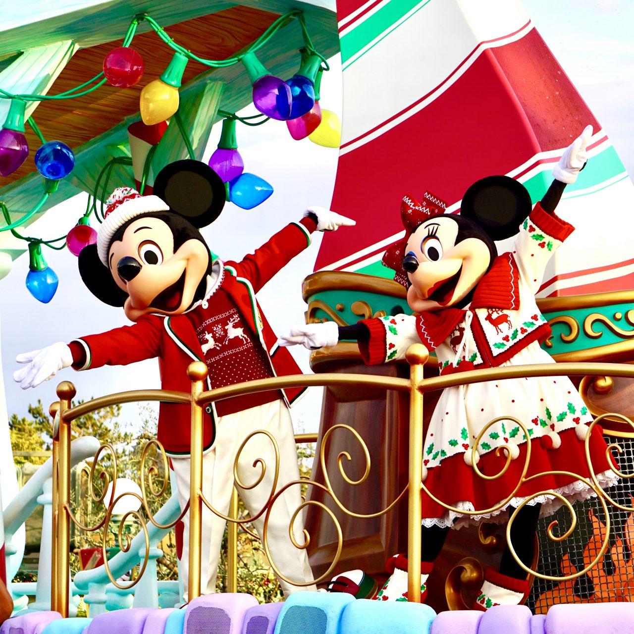 東京ディズニーランド2018ディズニー・クリスマス