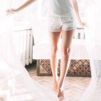 理想的な細くてしなやかな脚を目指す簡単習慣