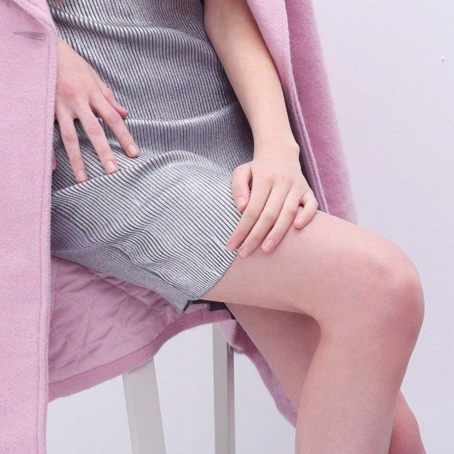 ムッチリ脚の原因・前ももを引き締める簡単習慣