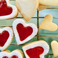 サクサク食感・米粉ジャムクッキーのレシピ