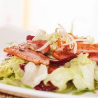 春キャベツのホットサラダのレシピ