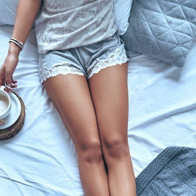 メリハリ美脚に導く簡単太もも痩せながら習慣