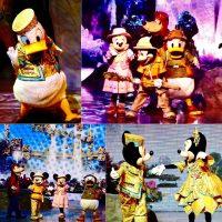 東京ディズニーシー-ソング・オブ・ミラージュ