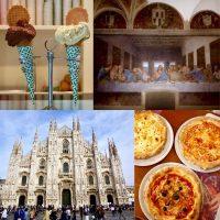 最後の晩餐まで1日で満喫するイタリア・ミラノ