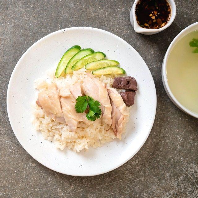 アジア飯で夏の栄養補給カオマンガイ簡単レシピ