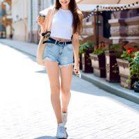 脚痩せ効果大の美しい立ち姿勢を作る簡単習慣