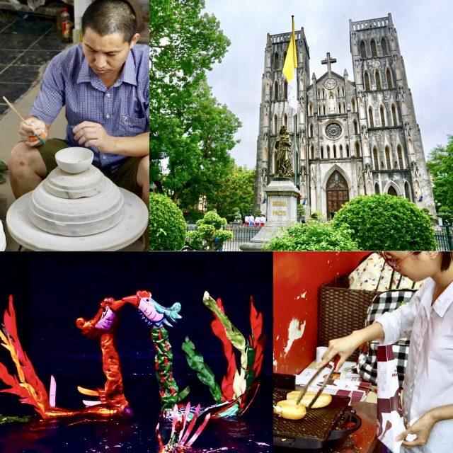 日本語okの現地ガイドと巡るベトナム・ハノイ観光