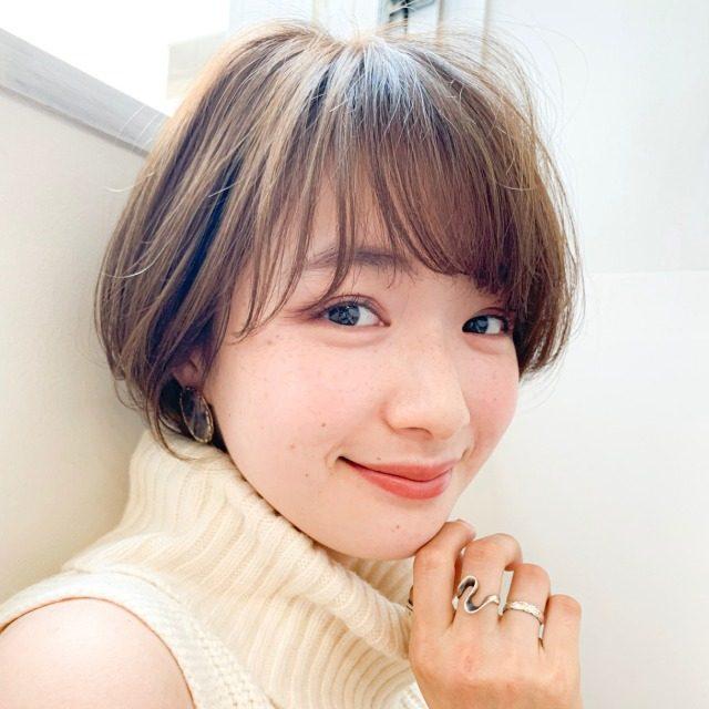 2019秋冬大注目上品ショートヘア人気スタイル