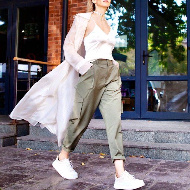 パンツの似合うほっそり下半身を作る簡単習慣