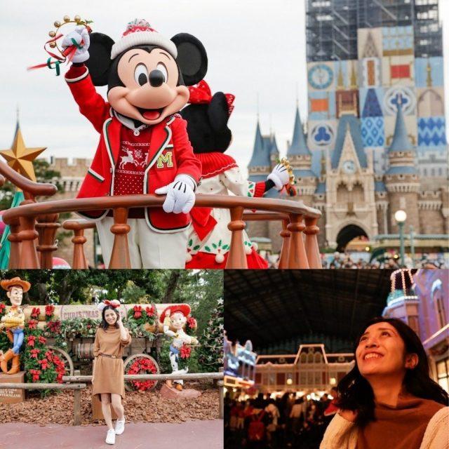 東京ディズニーランド2019ディズニー・クリスマス