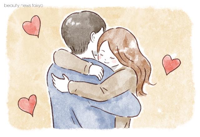 愛が深まるハグの仕方